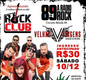 Rock Club - São Bernardo do Campo/SP - Garçons do Inferno